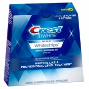 Crest 3D White Whitestrips Professional Effects 2020