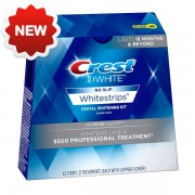 Crest 3D White Supreme Whitestrips FlexFit 2017